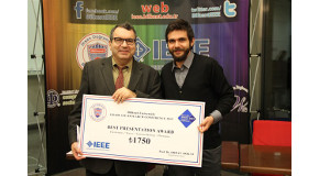 IEEE Conference Showcases Graduate Students' Research