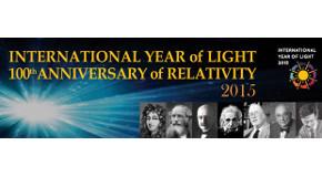 Department of Physics Celebrates International Year of Light