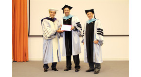 Bilkent Honorary Doctorate Conferred Upon Daron Acemoğlu