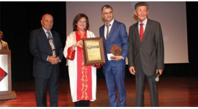 Öztunalı Science Award Goes to Müfit Sezer