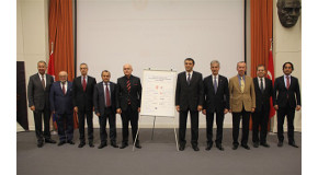 Research Training Protocol Signed by Bilkent, SSM and Defense Companies