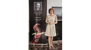 THEA Graduate Wins Baykal Saran Award