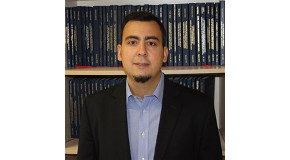"Mehmet Baykara Receives ""Outstanding Young Person"" Award"