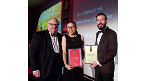 Best International Property Award Goes to IAED Alumna