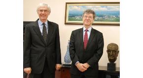 Prominent Scholars Visit Bilkent University