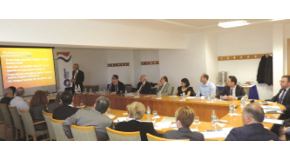 Roundtable Discussion Held by Bilkent TTO and the British Council