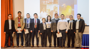 Bilkent IEEE Conference Showcases Student Projects