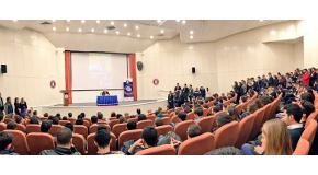 CHP Chairman Kemal Kılıçdaroğlu Speaks at Bilkent