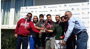 Bilkent Men Take First Place, Women Third at First Division Tennis Tournament