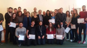 SATM Students Receive Link Accounting Software Certificates