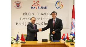 BİLKENT–HAVELSAN Data Science Laboratory Established