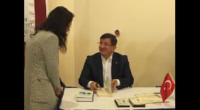 Bilkent Student Clubs Host Lecture by Ahmet Davutoğlu