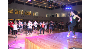 Zumba Party to Welcome Fall