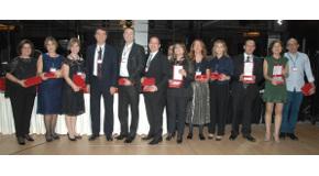 Bilkent Class of 1991 Recognized at Alumni Award Evening