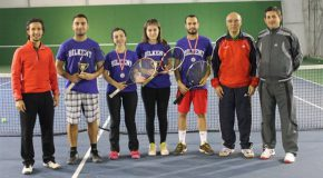 Volleyball Tournament and Racket Sports Festival Results