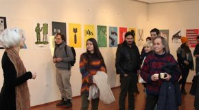 """""""Poster for Tomorrow"""" Exhibition Opens in FADA Building"""
