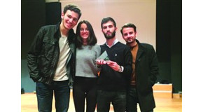Bilkent Debate Club in First Tournament of the Autumn Term