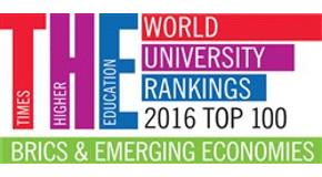 THE BRICS & Emerging Economies University Rankings