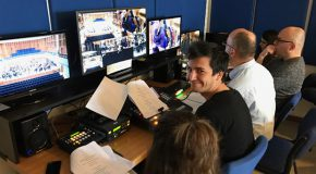 Professional Production Workshop Held for COMD Students