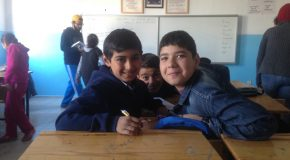 TDP's Voluntary Education Project, Long a Help to Local Students, Now Reaches Out to Iraqi Turkmen Children as Well