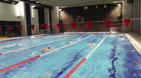"""Swim Challenge"" Joins ""Fitness Challenge"" on the Spring Sports Agenda"