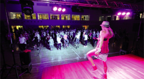 Zumba Party to Welcome Spring