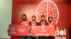 CTIS Students Take Second Place in Akbank Hackathon