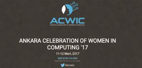 Uniting in Ankara to Support Women–Men Equality in Computing
