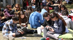 Library Week Celebrated at Bilkent
