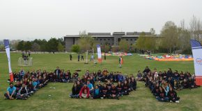 TDP Holds Children's Festival at Bilkent