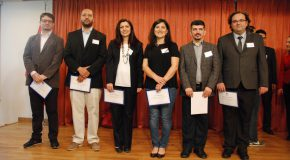 Bilkent Faculty Members Honored at BAGEP Awards Ceremony