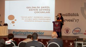 Students From Across Turkey Gather at Bilkent for Summit on Early and Forced Marriage
