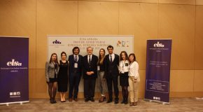 Law Students Shine at Competitions in Ankara and İstanbul