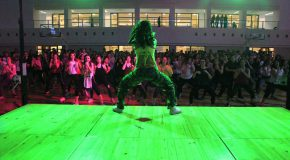 Celebrate Fall at the Zumba Party!