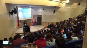 Bilkent IEEE Hosts AI Workshop