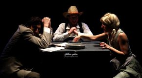 """39 Steps"" on Stage at FMPA Chamber Theater"