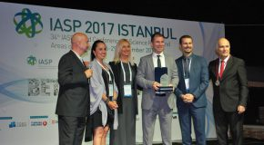 "Bilkent Cyberpark Project Named ""Most Inspiring Solution"""