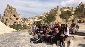 Another Design Marathon Starts: LAUD Students Visit Cappadocia and Çanakkale for Studio Projects