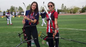 Bilkent Archers Take Gold and Silver at Hacettepe Competition