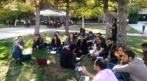 Macro Seminar Under the Trees