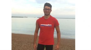Bilkent Swim Team Member Crosses English Channel