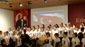 Youth Choir's Concert Offers Tribute to Atatürk
