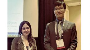 CHEM Graduate Student Receives AVS Award