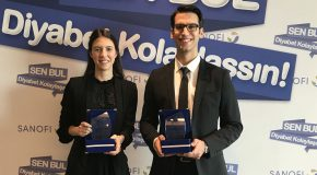 IE Students Win First Prize in Turkish Diabetics Foundation Competition