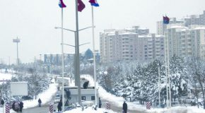Bilkent Motorists Requested to Use Snow Tires for Winter Driving on Campus