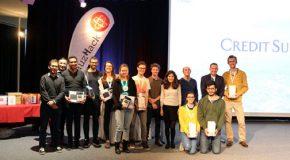 CS Students Meet the Challenge at LauzHack
