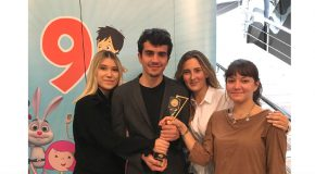 COMD Student's Film Receives Audience Award in TRT Competition