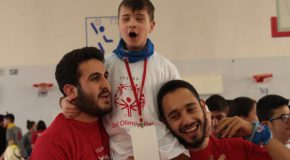 Turkish Special Olympics: Hearts Beating as One