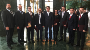 Bilkent Faculty, Graduates Receive TÜBA-GEBİP Awards