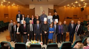 Alisbah Fellowships Presented at Ceremony Commemorating Orhan and Bilsel Alisbah